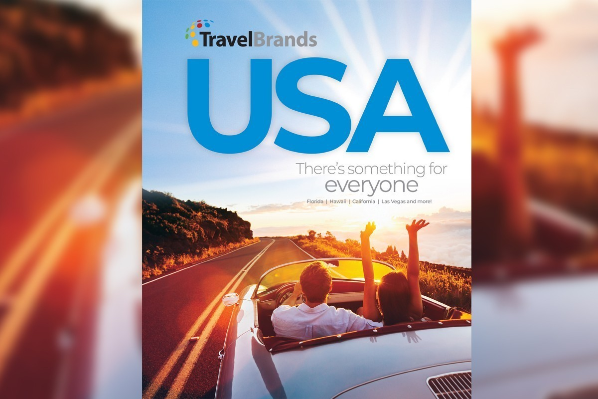 TravelBrands launches new 2020 USA brochure