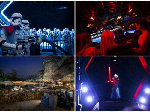 PHOTOS: Take a look at Disney's Star Wars: Rise of the Resistance experience