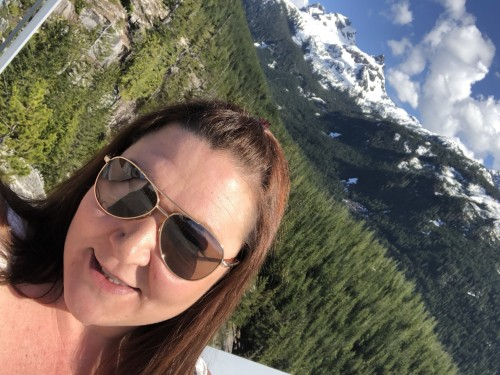 PAX Checks In with TravelBrands' Afra Davis