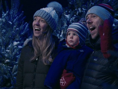 WestJet's Blue Santa returns in latest holiday video