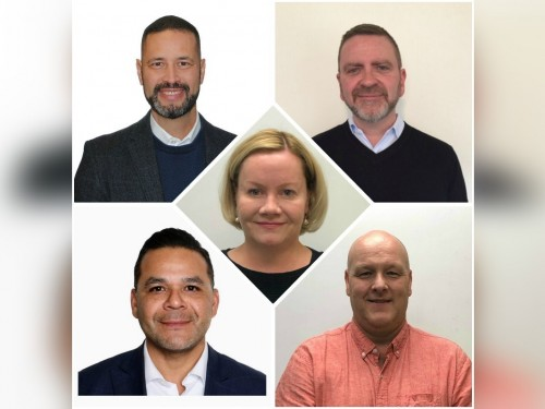 WestJet's agency sales team adds five new members