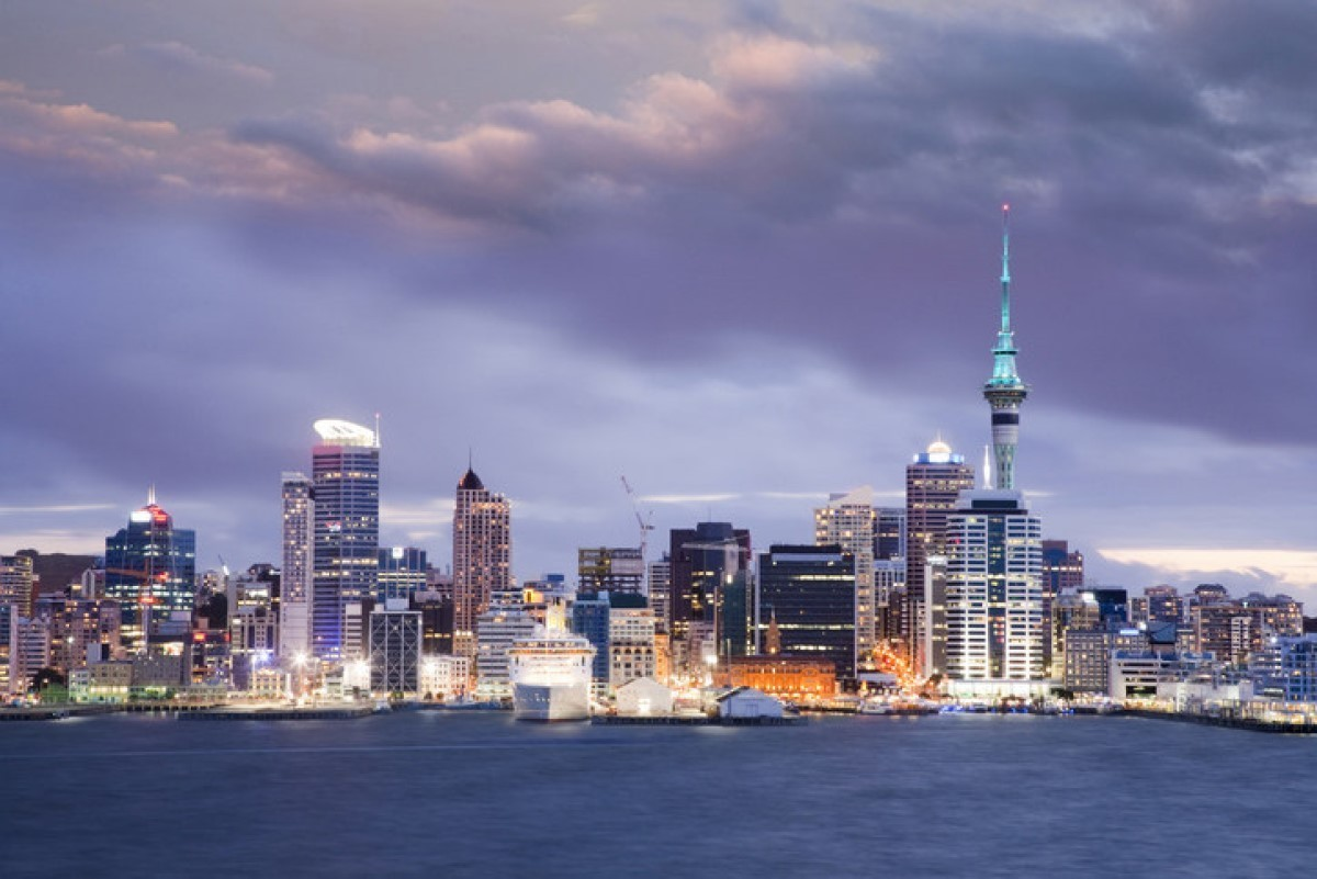 Air Canada's Vancouver-Auckland takes flight