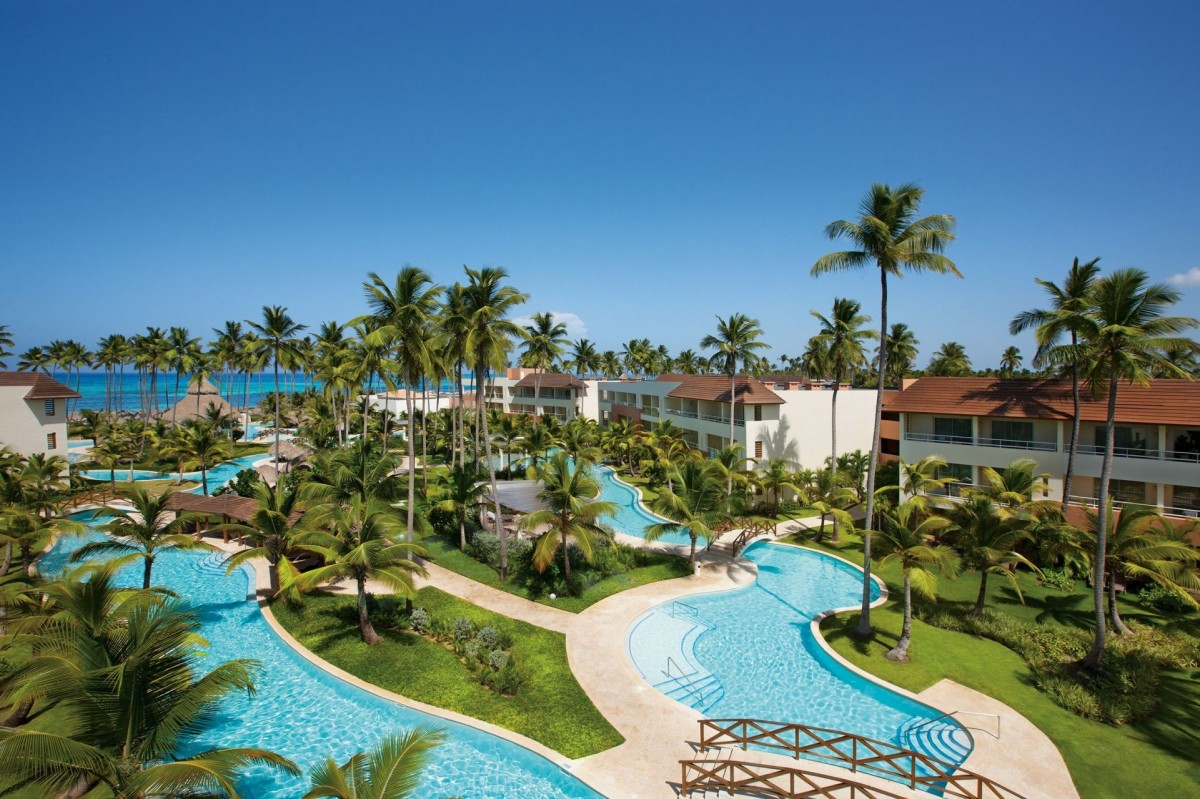 New looks for two AMResorts properties in Punta Cana