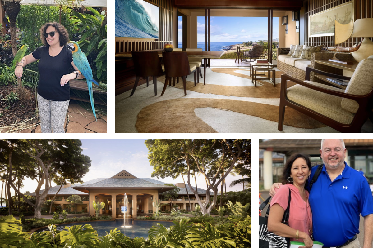 Travel Edge rewards advisors with exclusive Four Seasons Resort Lanai experience