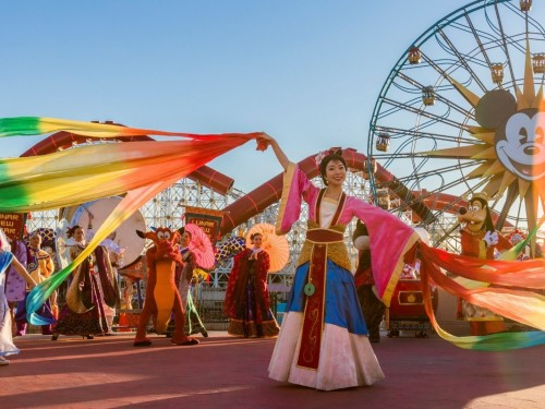 Disneyland Resort welcomes Year of the Mouse with exciting new experiences