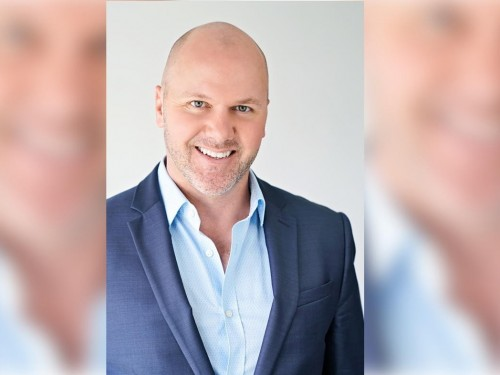 Allan Brooks cruises into new role at Celebrity