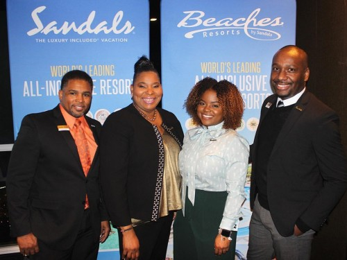 """""""We've always had a big focus on the West:"""" Sandals talks Western BDMs at agent appreciation night"""
