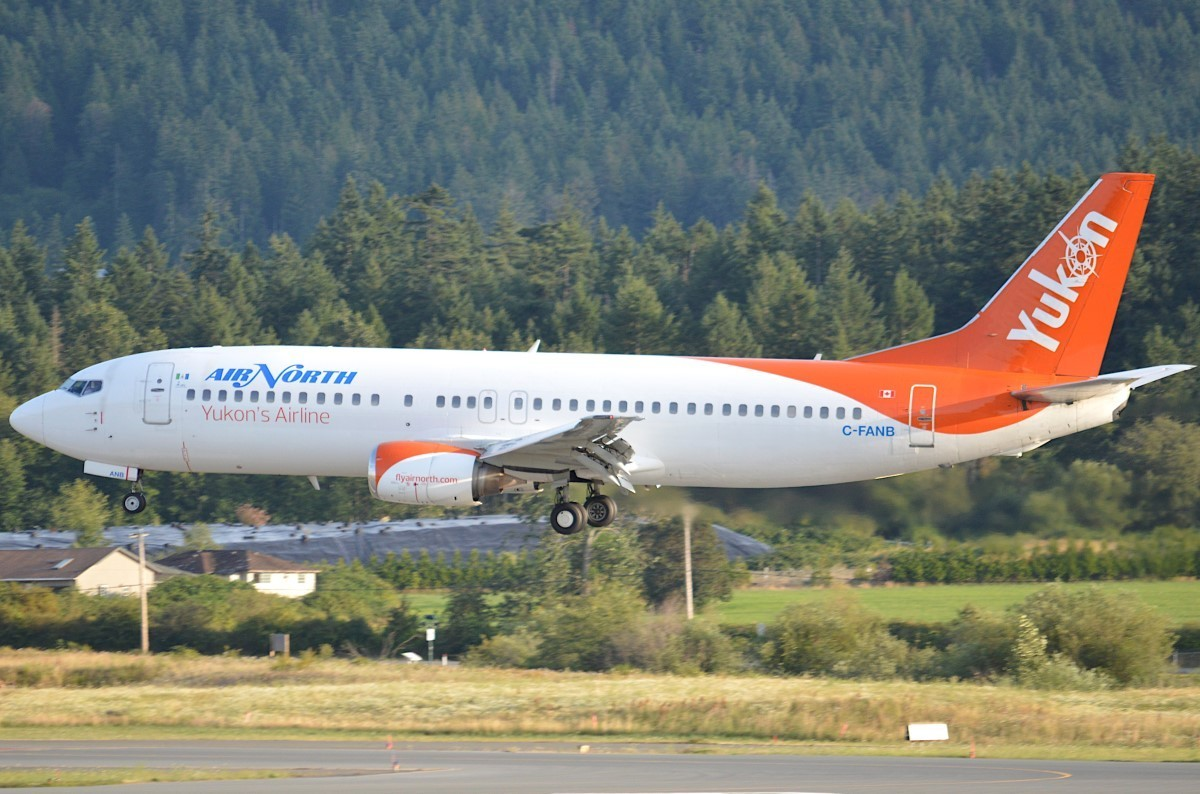 Air North now flying from Vancouver to Yellowknife
