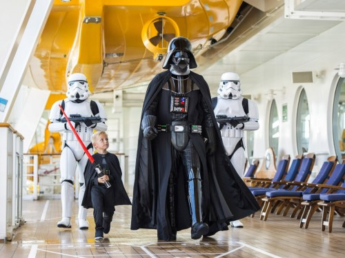 Disney's Star Wars Days at Sea ready to cruise in 2021