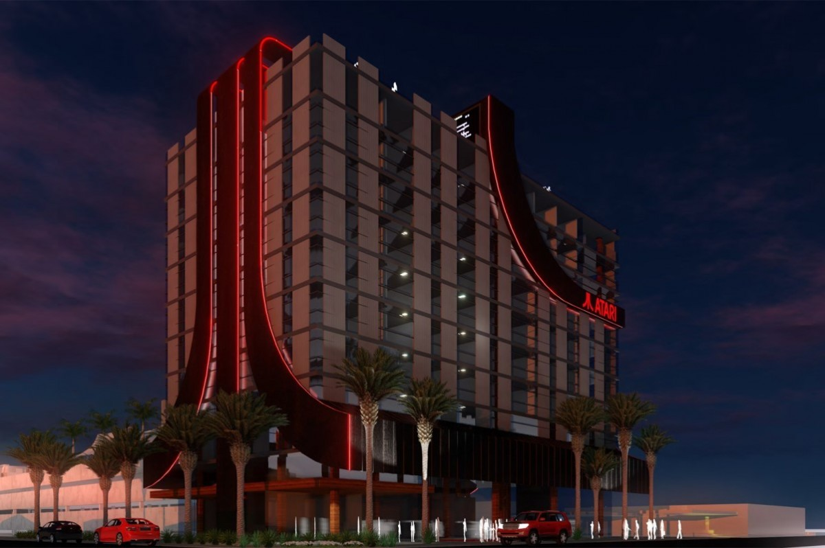 Press start: Atari to enter hotel business with game-themed properties