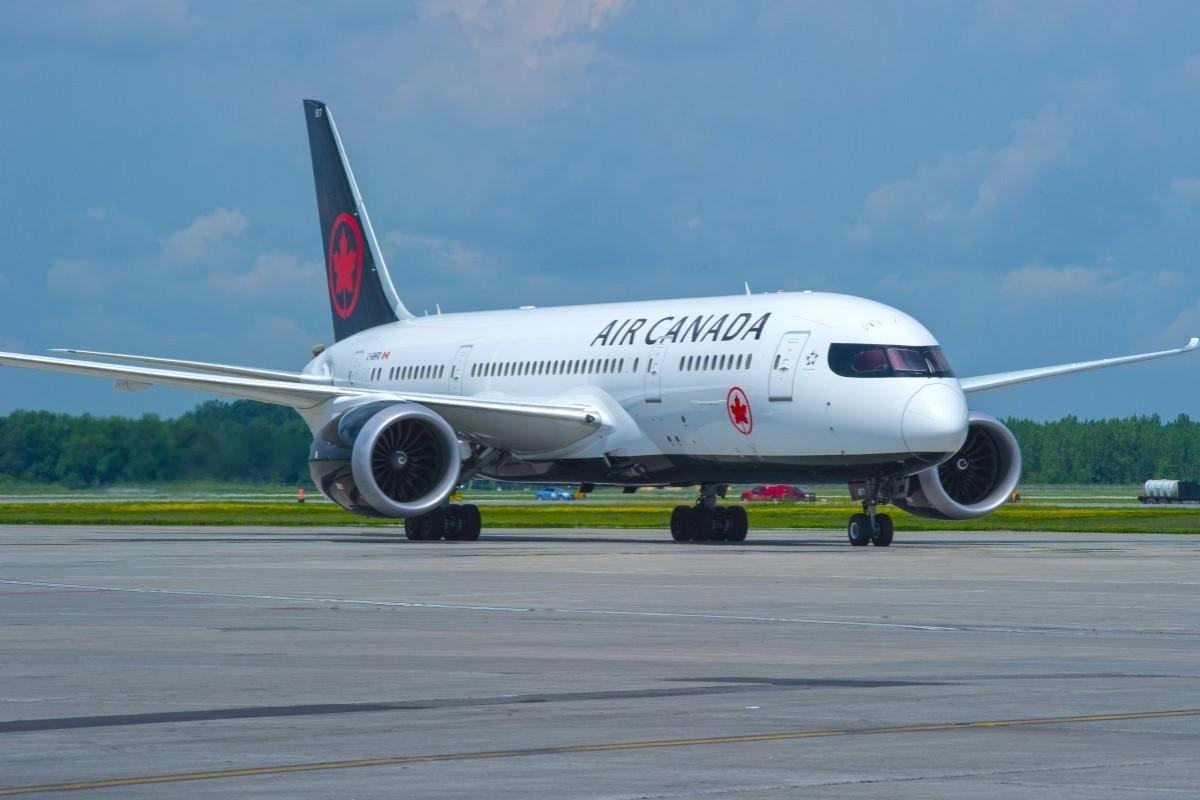Coronavirus: Air Canada cancels select flights to China