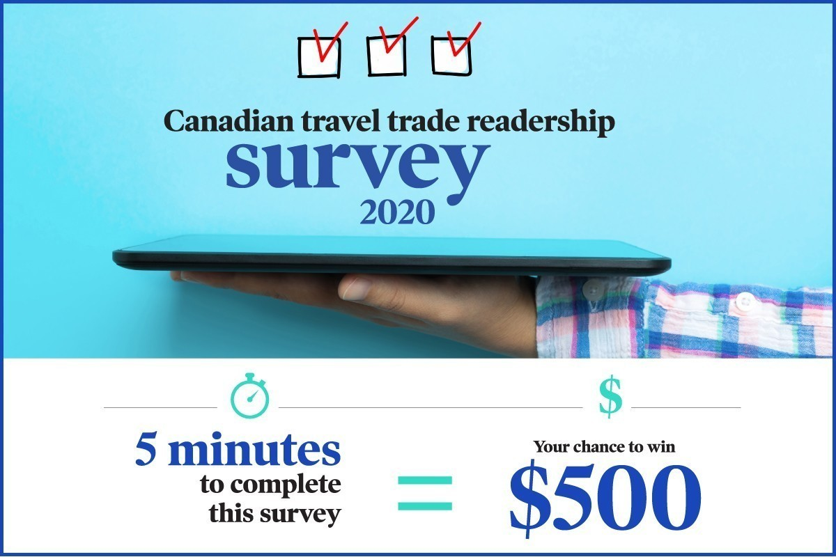Take our readership survey for your chance to win $500!