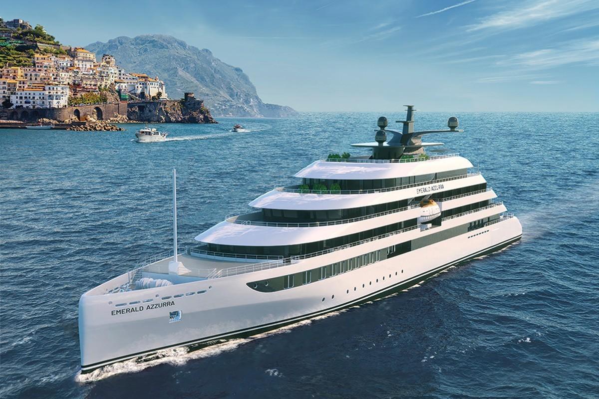 Yacht club: Emerald Azzura to sail in 2021
