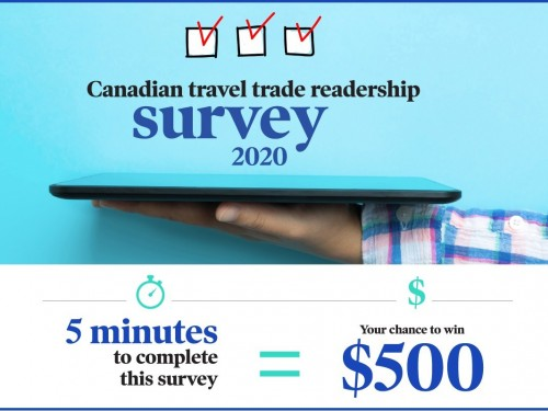 Don't forget to take our reader survey for your chance to win $500!