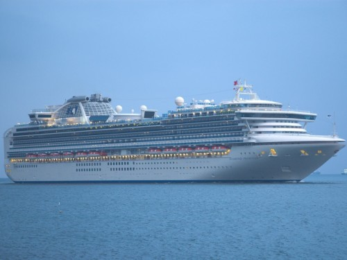Diamond Princess delayed in Japan after guest tests positive for coronavirus