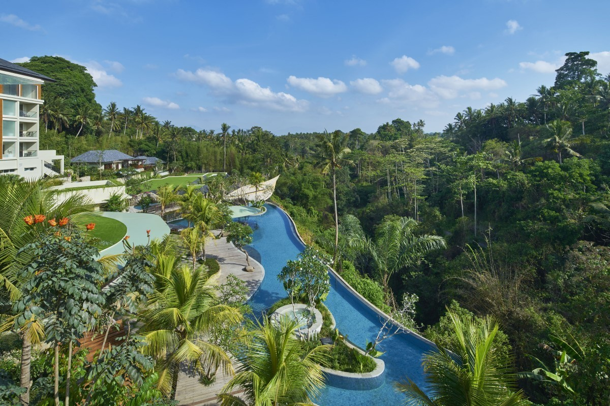 Westin's latest Bali property now open