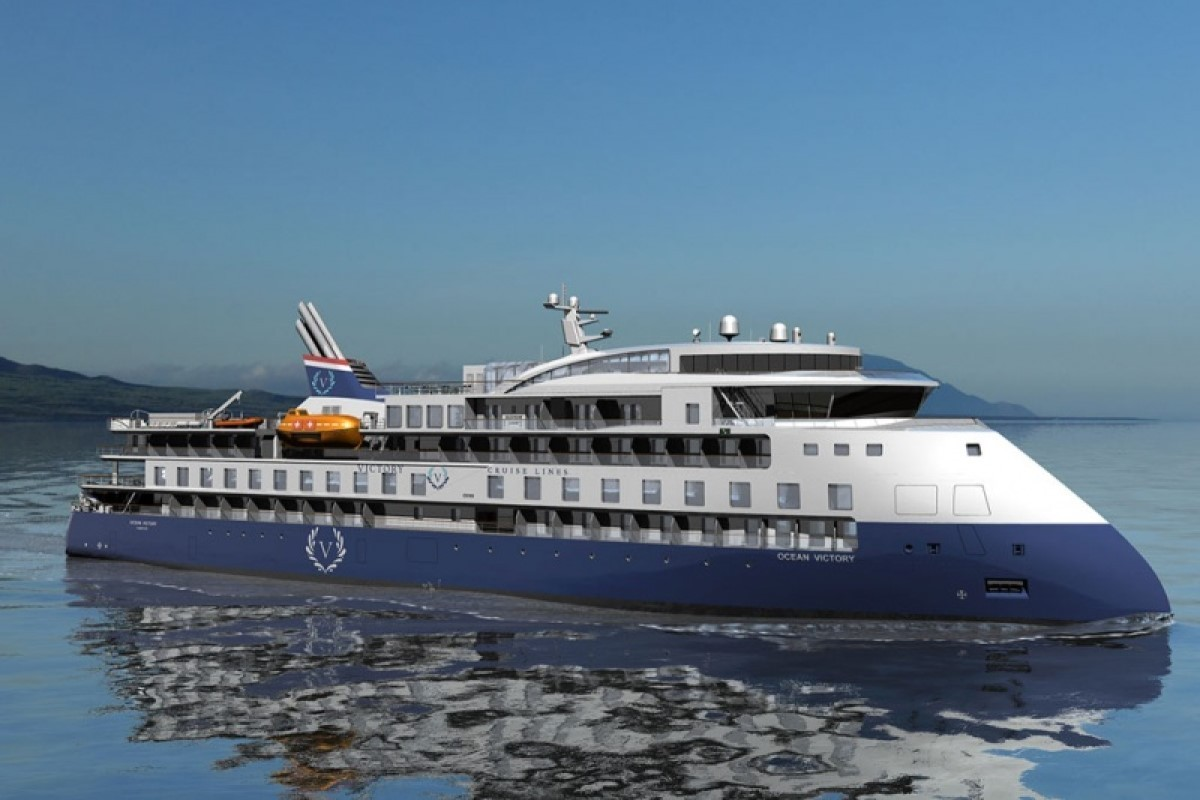 Victory Cruise Line's 2021 Alaska & BC itineraries revealed