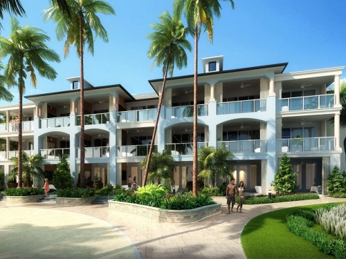 Sandringham building opens at Sandals Royal Caribbean