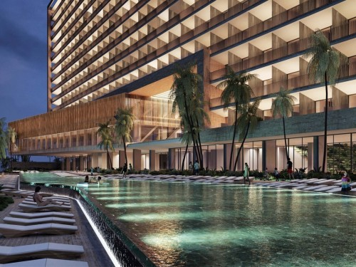 Opening for Dreams Vista Cancun Resort & Spa delayed until April