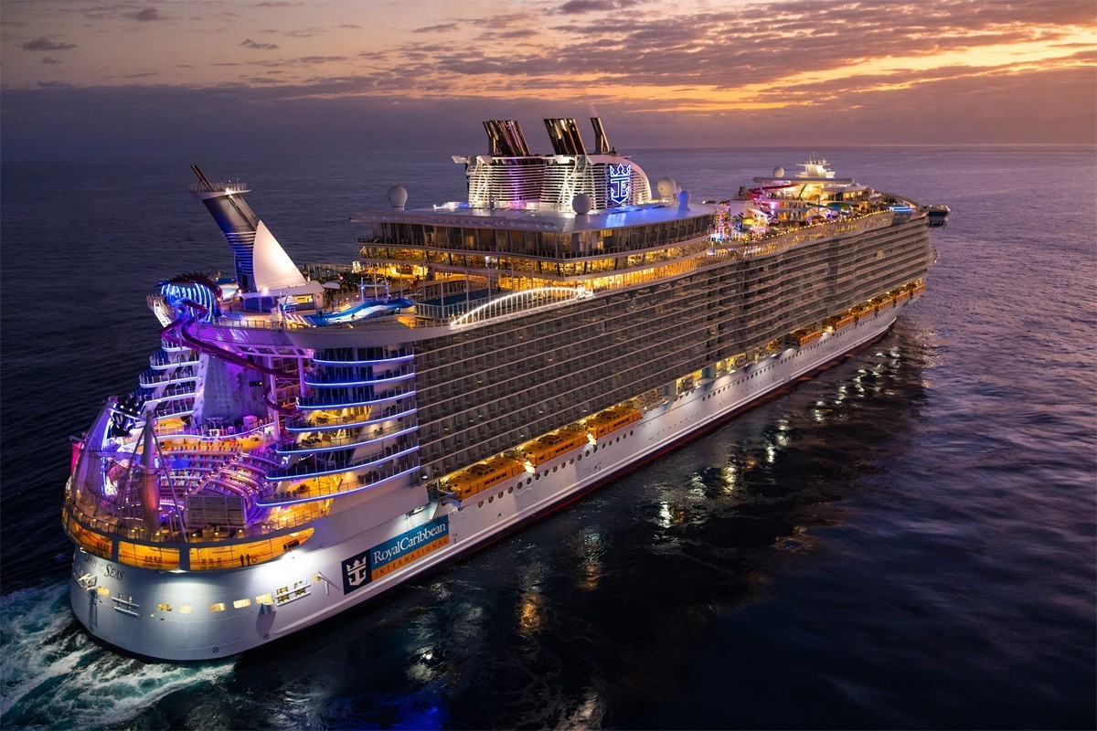 Agents can win a spot on TravelBrands' next Royal Caribbean FAM