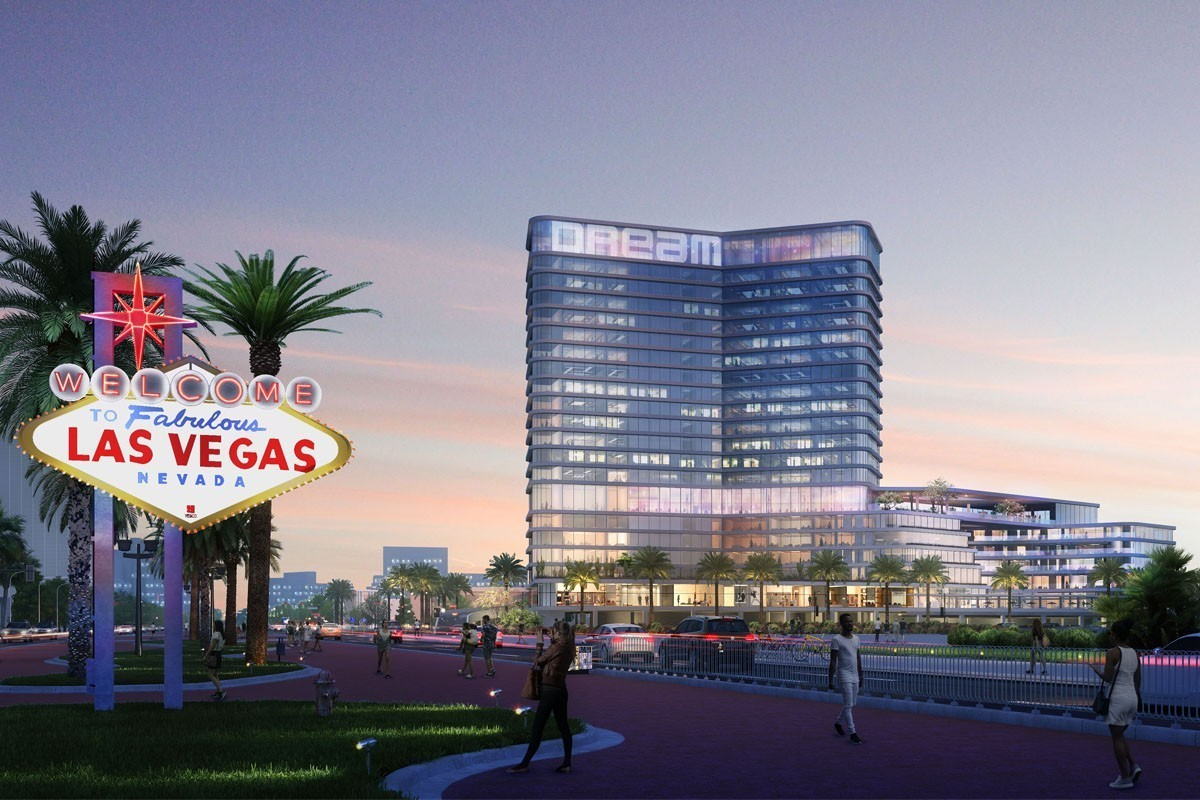 Dreams come true: luxury hotel brand coming to Las Vegas