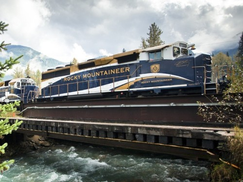 Olympic spirit: Rocky Mountaineer makes $100K pledge to Vancouver 2030 Winter Games bid