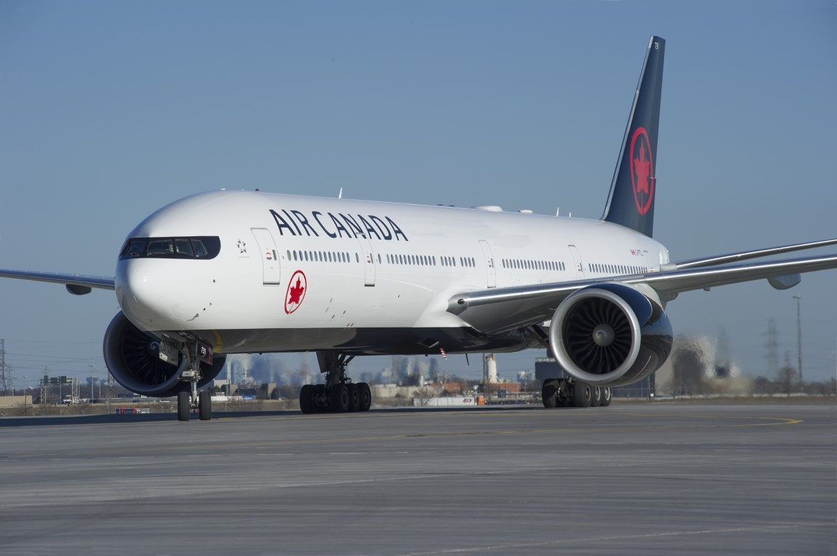 Air Canada's Beijing & Shanghai flights remain suspended