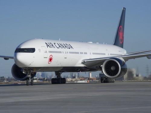 Air Canada's Beijing & Shanghai flights remain suspended