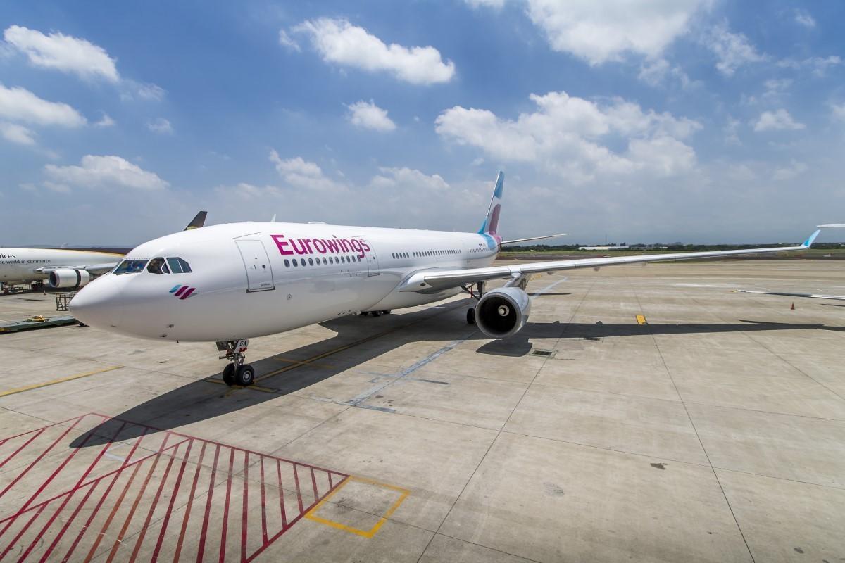 Eurowings' seasonal Calgary-Frankfurt route takes flight in June
