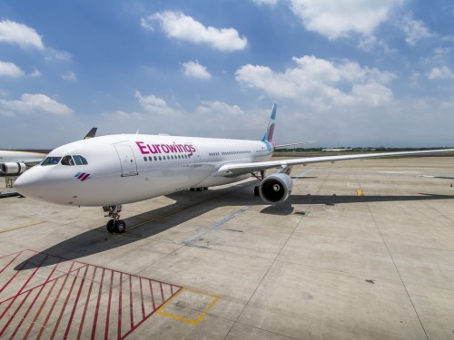 Eurowings' seasonal Calgary-Frankfurt route takes flight in June