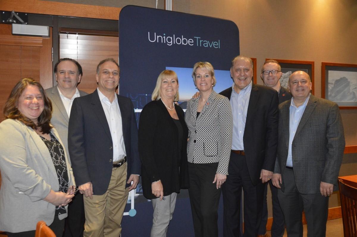 """Uniglobe's """"fresh, relevant"""" new look unveiled"""