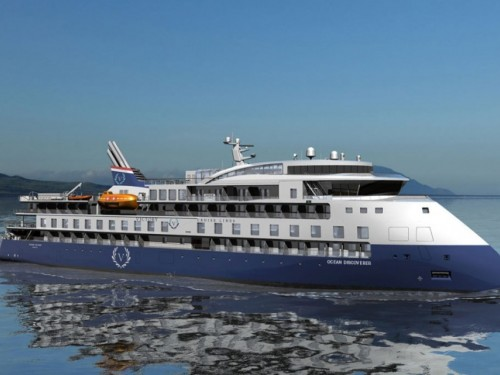 Victory Cruise Line's Ocean Discoverer to debut on Alaska itineraries