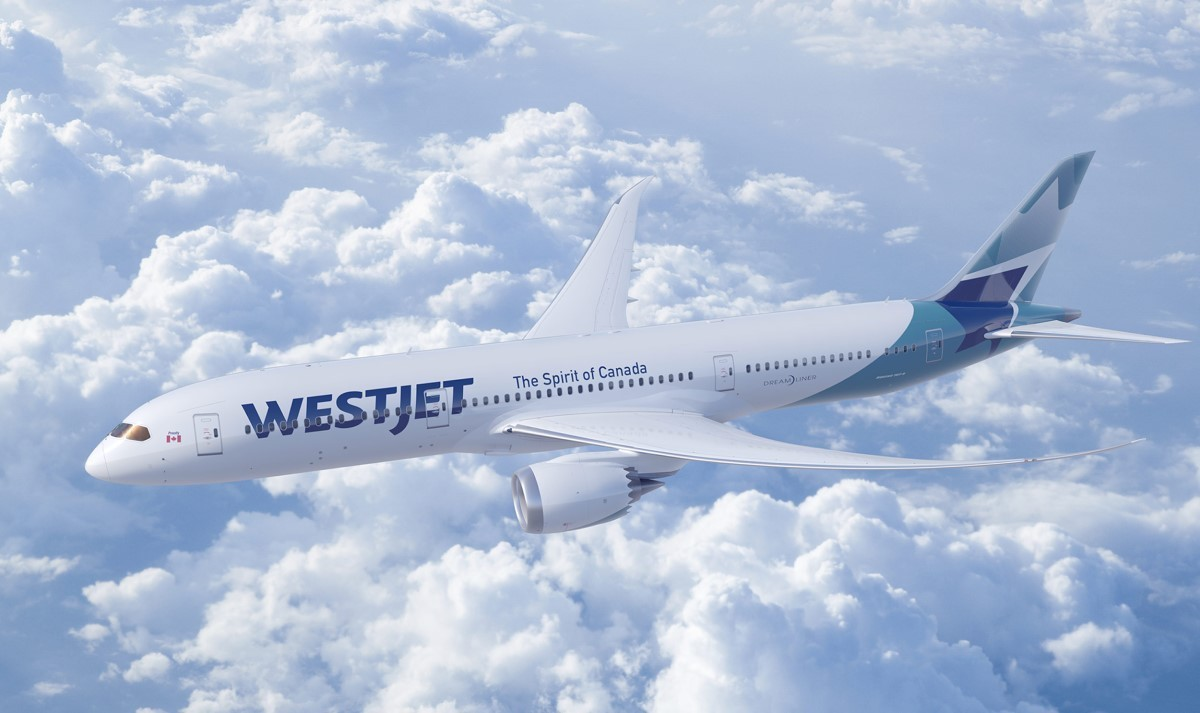 WestJet updates change policy for March bookings