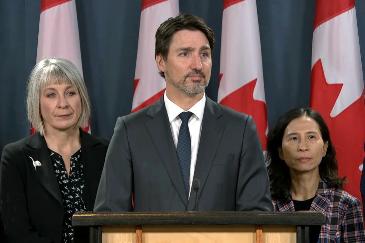 COVID-19: PM says no restrictions on Canadian travellers; no details on travel industry relief