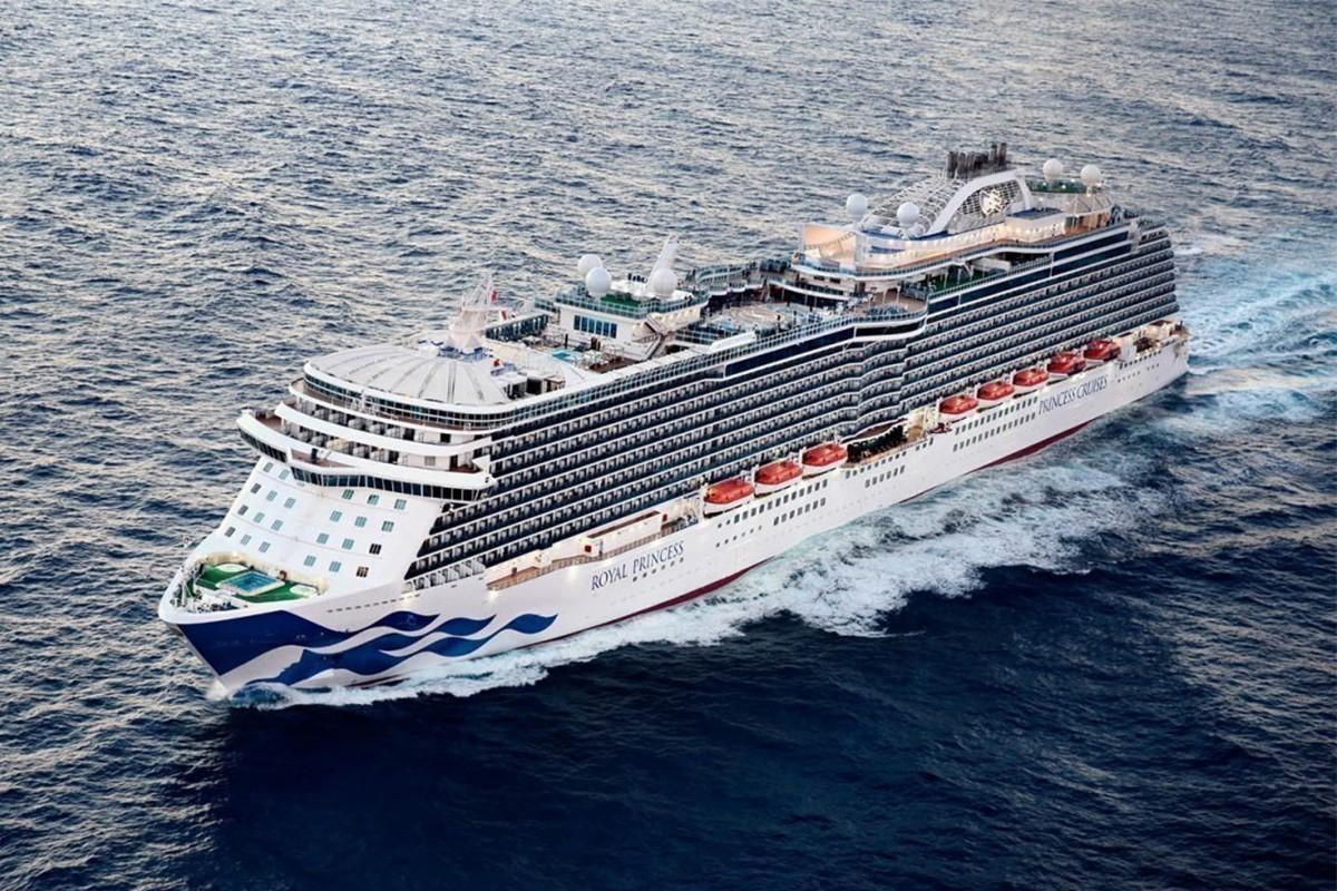 COVID-19: Princess suspends all sailing for 60 days