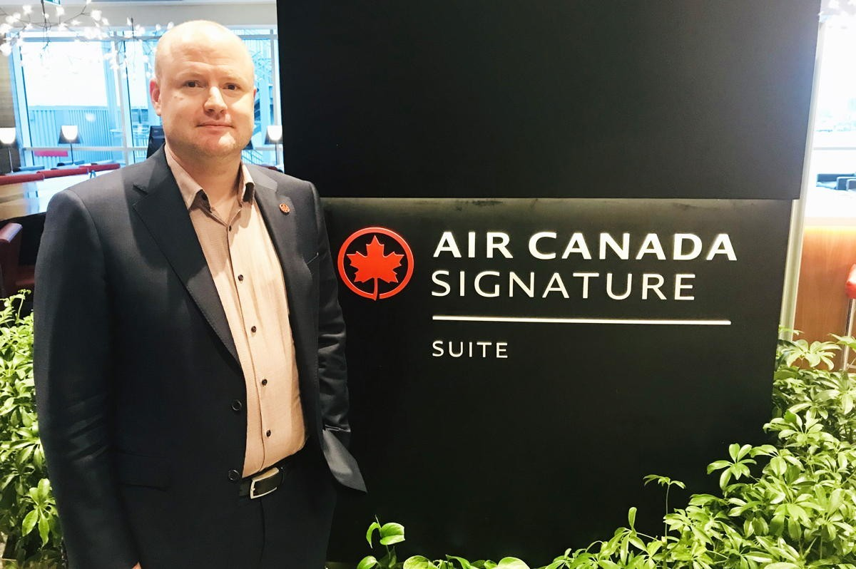 Air Canada Signature Suite for premium international travellers opens at YVR