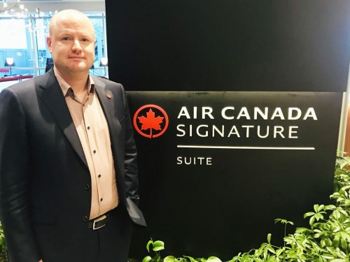 Air Canada Signature Suite for premium international travellers opens at YVR