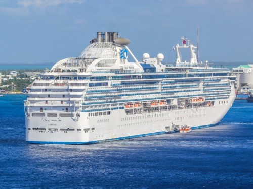Coral Princess: Canadians coming home