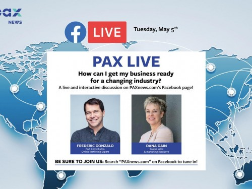 How can I get ready for a changing travel industry? FB Live with Dana Gain, today, 11 a.m. (Pacific)