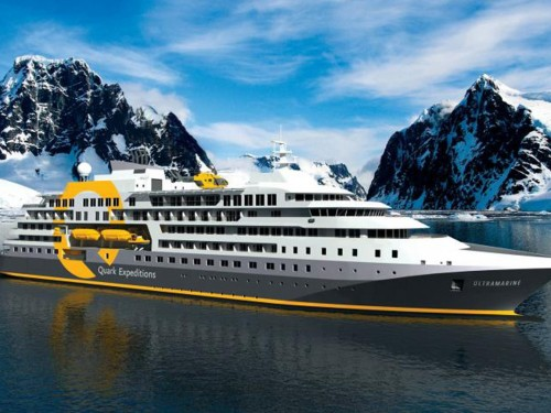 Quark Expeditions' 2021/22 Antarctic journeys aboard the Ultramarine
