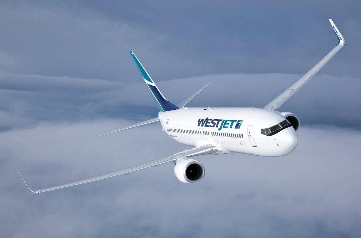 WestJet's new summer schedule serving U.S. & Mexico