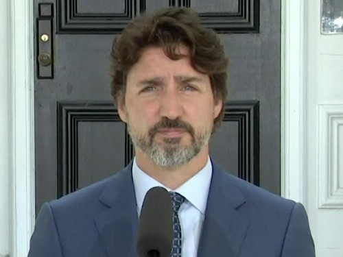 "Trudeau being ""very, very careful"" about reopening borders to international travel"
