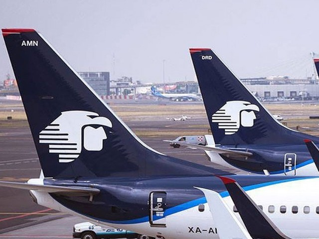 Aeromexico files for bankruptcy in the U.S.